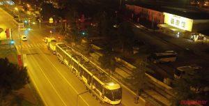 Samulaş, 6. Yerli Tramvayı Filosuna Kattı 17.02.2017